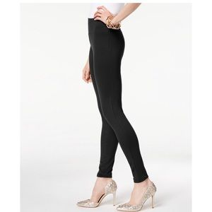 NWT - INC Int'l Pull-on Seamless Leggings - 4PS